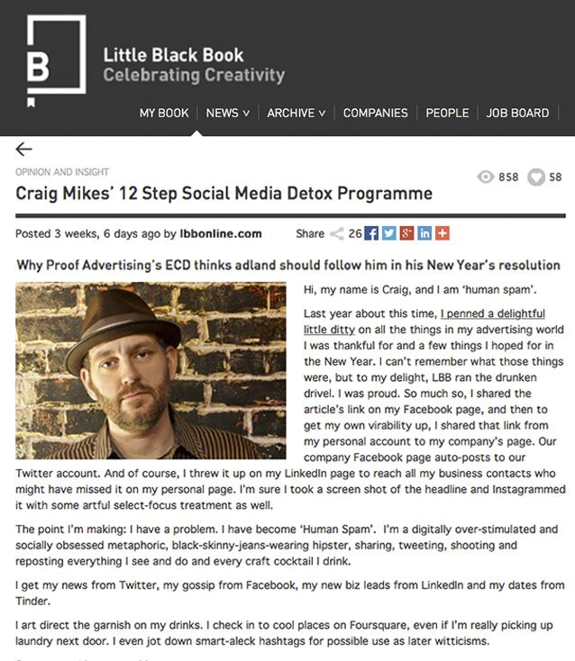 craig-makes-resolution-to-be-less-social
